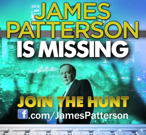 marketing james patterson books James patterson launches self-destructing book with help of mother ny.