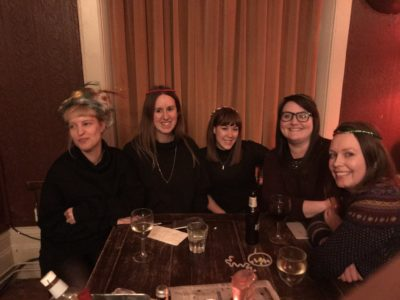 BMS Christmas Pub Quiz - The Book Marketing Society